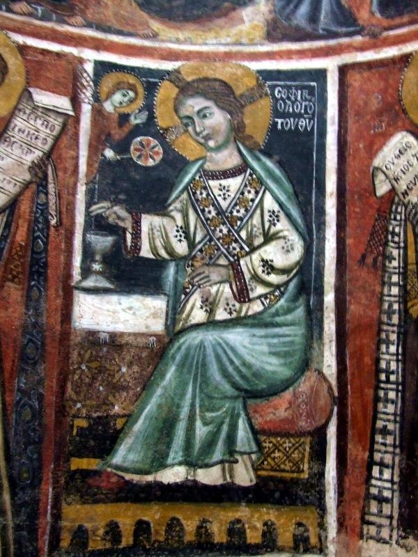 Sofia il Logos di Dio: Salento tra Oriente e Occidente: S.Sofia / S.Stefano a Soleto