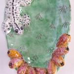 maiolica geco fichi india