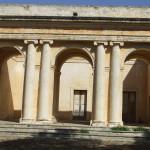 Cenate Villa Fonte colonne doriche