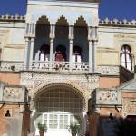 Villa Sticchi atrio