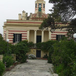 villa fasce bicolori