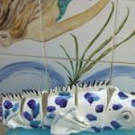 sirena e pesce