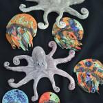 polpi e meduse